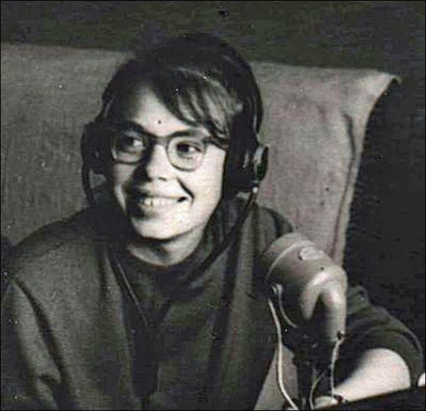 1960. Zina Tcarenko. Ryazan